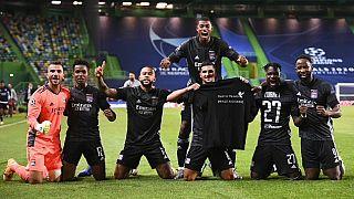 Lyon da la sorpresa frente a los de Guardiola y se enfrentará al Bayern en semifinales