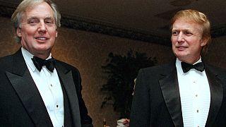 روبرت ترامب الشقيق الأصغر للرئيس الأمريكي