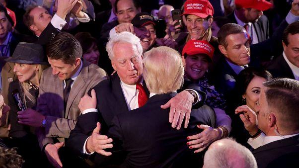 """Trump pierde a su hermano menor y """"mejor amigo"""" Robert, fallecido en un hospital de Nueva York"""