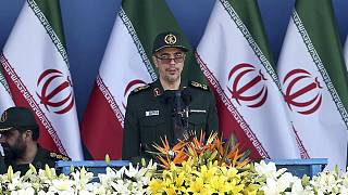 Chief of Staff of Iran's Armed Forces, General Mohammad Hossein Bagheri