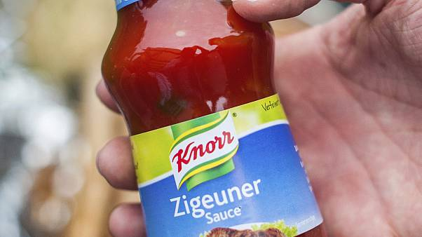 German food maker Knorr to rename 'gypsy sauce'