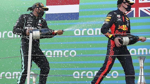 Barcelona: Hamilton feiert 88. Karrieresieg - Vettel Siebter
