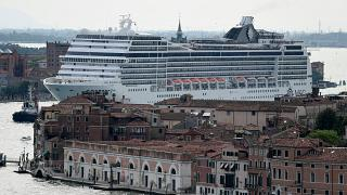سفينة الرحلات البحرية MSC Magnifica، البندقية يونيو 2019