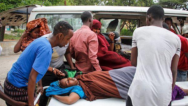 Termina o cerco policial depois de ataque armado num hotel na Somália