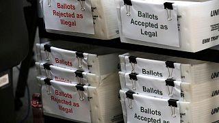 رایگیری پستی در آمریکا