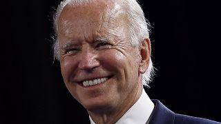 Joe Biden à Wilmington, dans son Etat du Delaware, le 12 août 2020