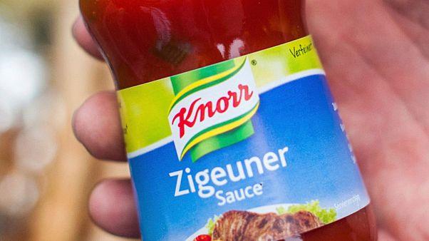 """A Zigeuner Sauce, a """"cigány szósz"""""""