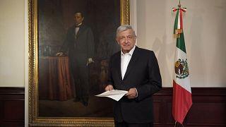 Meksika Devlet Başkanı Obrador