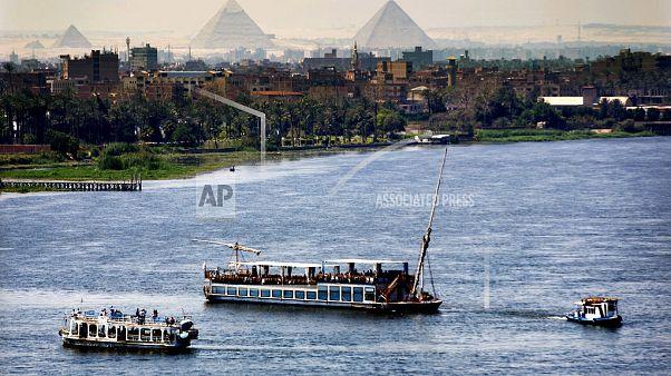 نهر النيل-القاهرة