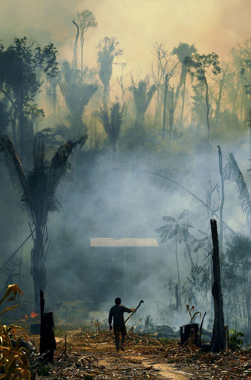 Carl de Souza/ AFP