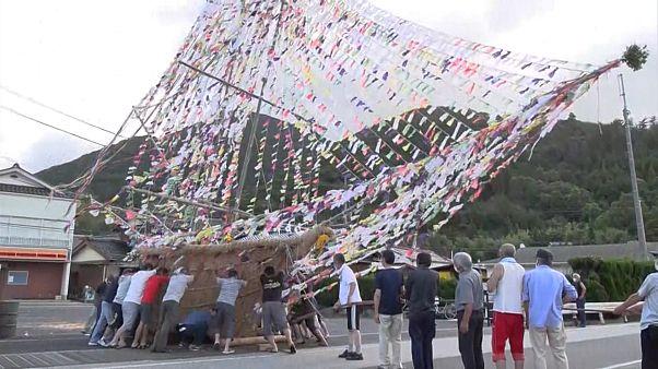 Ιαπωνία: Αποχαιρετώντας τους προγόνους