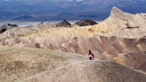 FILE PHOTO: April 11,2010 - Death Valley National Park, California