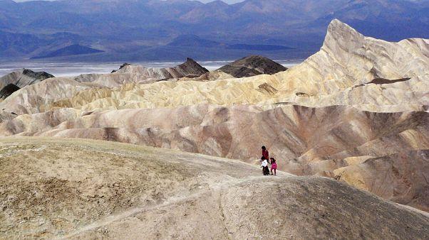 Κοιλάδα του Θανάτου - Φωτογραφία αρχείου