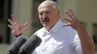 Belarus Devlet Başkanı Aleksander Lukaşenko
