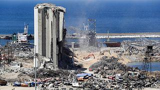 Porto di Beirut, cosa resta dopo l'esplosione