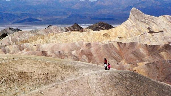 پارک ملی «دره مرگ» در کالیفرنیا