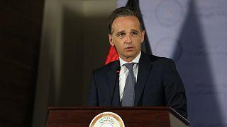 Almanya Dışişleri Bakanı Heiko Maas Libya ziyaretinde