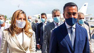 سفر وزیر خارجه ایتالیا به تونس