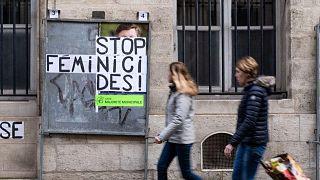 هر دو روز یک نفر در فرانسه توسط شریک زندگی خود کشته می شود