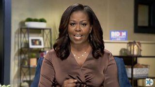 La vidéo du discours de Michelle Obama à la convention démocrate le 17 août 2020