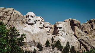 The Rushmore National Memorial will be dwarfed by the Crazy Horse Memorial