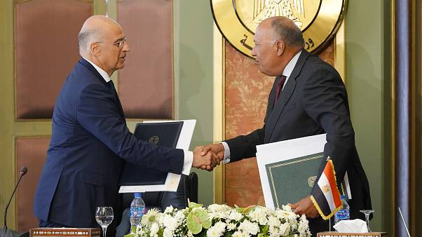 Mısır Meclisi, Yunanistan ile imzalanan deniz yetki alanları anlaşmasını onayladıç