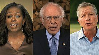 ABD Başkanlık seçimi: Demokratların parti kurultayı başladı