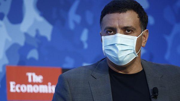 Ο υπουργλός Υγείας, Βασίλης Κικίλιας