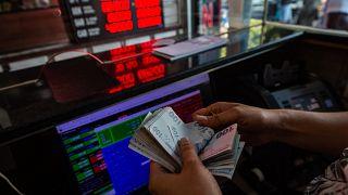 Amerıkan Doları'nın Türk Lirası karşısındaki yükselişi devam ediyor.