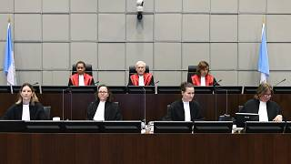 دادگاه بین المللی برای ترور رفیق حریری