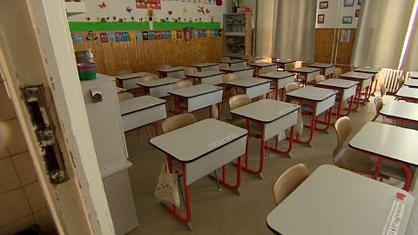 Tanterem egy budapesti általános iskolában