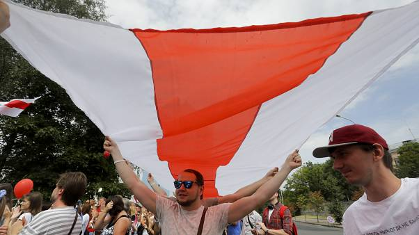Nach Merkel-Telefonat: Kreml warnt vor Einmischung in Belarus