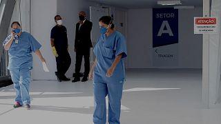 Brezilya'da bir hastane