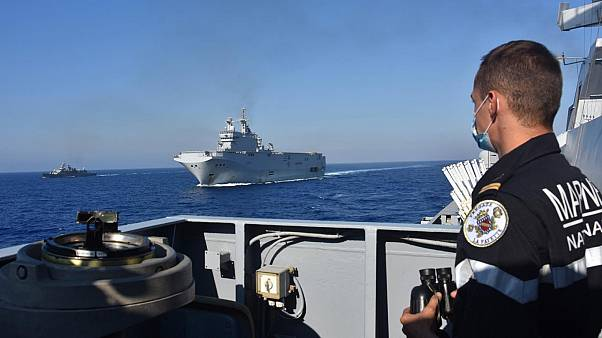 Yunanistan gemileri