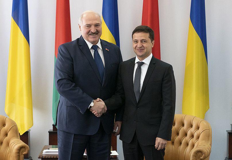 AP/Ukrainian Presidential Press Office