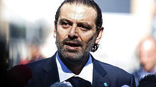 Eski Lübnan Başbakanı Saad Hariri