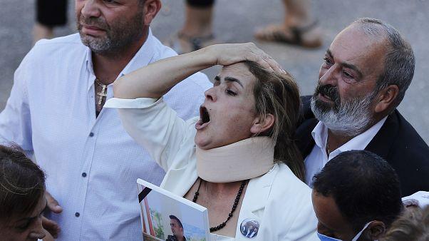 شاهد: لقطات جوية تظهر فداحة الدمار الذي خلفه انفجار مرفأ بيروت