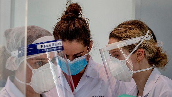 Alemania sufre un repunte de contagios de coronavirus en medio de la vuelta a las aulas