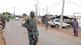 Mali'de askeri hareketlilik yaşanıyor