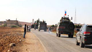 عکس آرشیوی از نیروهای روسیه در سوریه