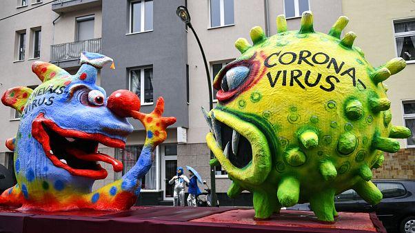 Karneval im Februar 2020