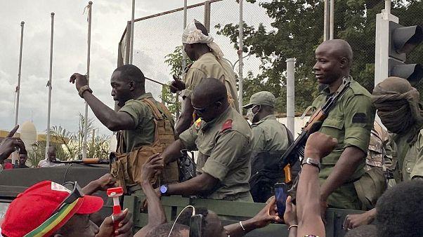 Mali'de darbe girişimi