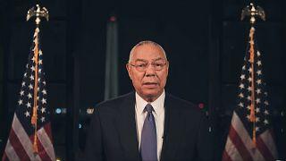 Colin Powell appoggia Biden