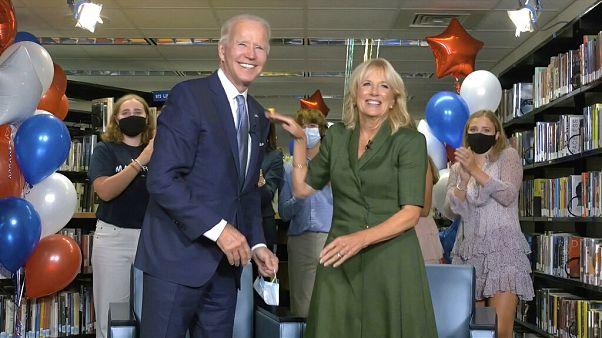 Hivatalosan is Joe Biden a demokraták elnökjelöltje