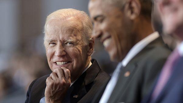 Demokratların başkan adayı Joe Biden
