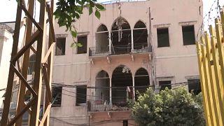 Бейрут: без крыши над головой