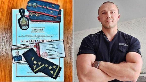 Yegor Yemelyanov si è licenziato per non dover partecipare alla repressione delle proteste in Bielorussia
