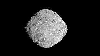 OSIRIS-REx logra alcanzar el asteroide Bennu
