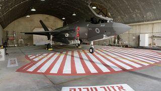 طائرة F-35 إسرائيلية من صناعة أميركية