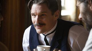 "Ethan Hawke spielt im Biopic ""Tesla"" die Titelfigur Nikola Tesla"